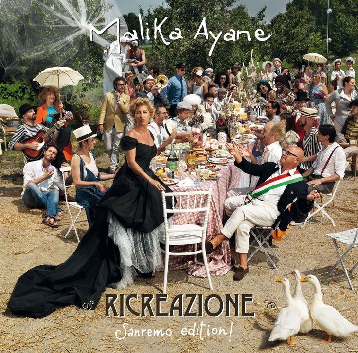 Malika Ayane - Ricreazione (Sanremo edition!)
