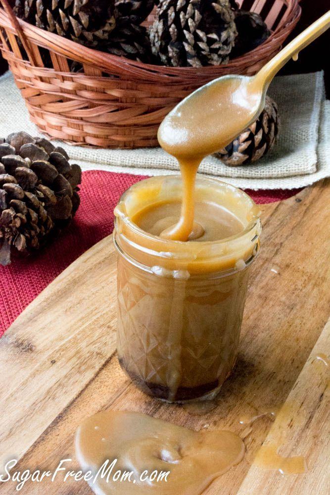 how to make caramel sauce with caramels