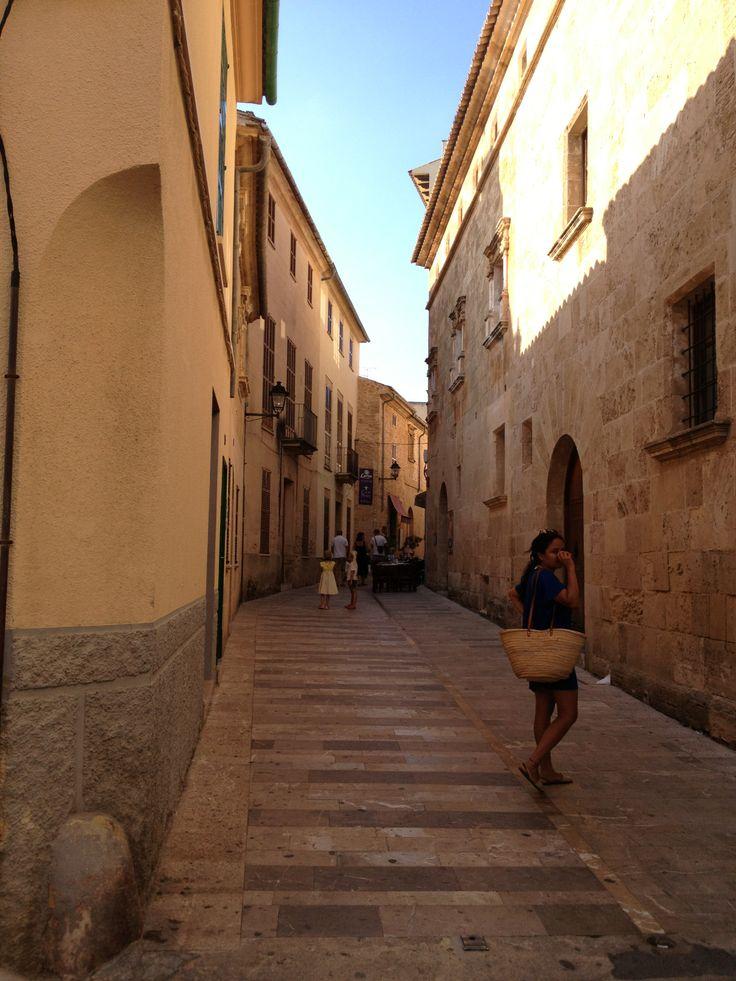 Alcudia-Mallorca, summer 2013