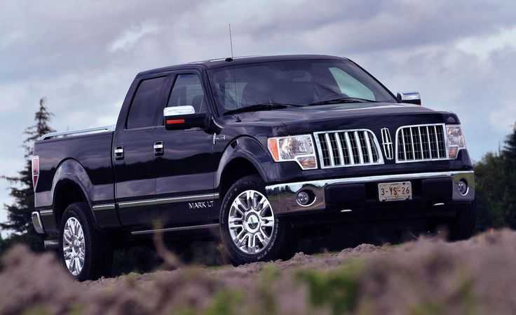 2015 Lincoln Mark LT | 2010 Lincoln Mark LT (Mexican spec)