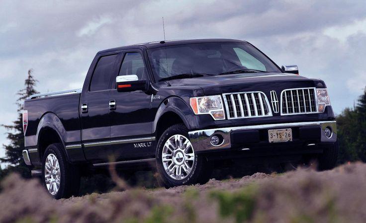 2015 Lincoln Mark LT | 2010 Lincoln Mark LT (Mexican spec) Yasss!