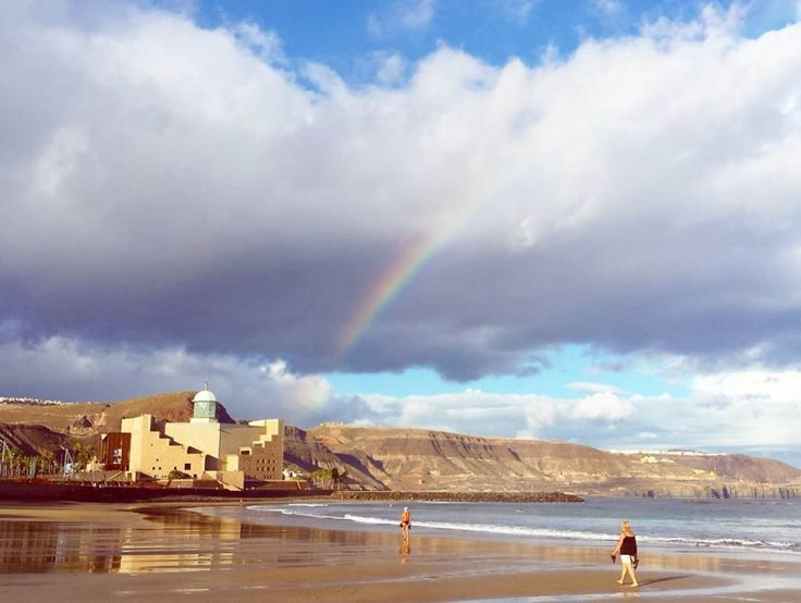 Weather Forecast: Rain This Week In Gran Canaria But Some Sunshine Too