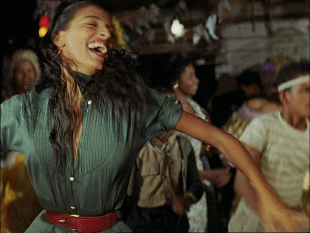 Black Orpheus. Yes Arcade Fire introduced me to this but gosh it was one of the most moving films I've seen in my entire life
