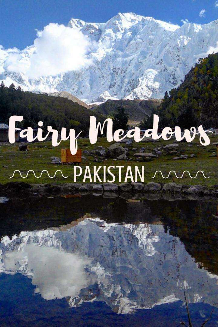 Fairy Meadows Pakistan: An adventurer's account of an adrenaline packed trek deep into the mountains of Northern Pakistan in search of Nanga Parbat.