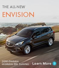 Promotile to learn about the 2017 Buick Envision small luxury SUV.