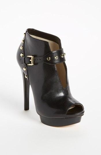 Wowza! Those are some boots by Michael Kors!