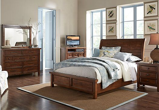 Shop For A Marbella Pc Queen Bedroom At Rooms To Go Find Queen