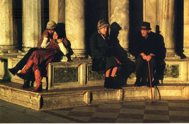 Unknown title © Ernst Haas
