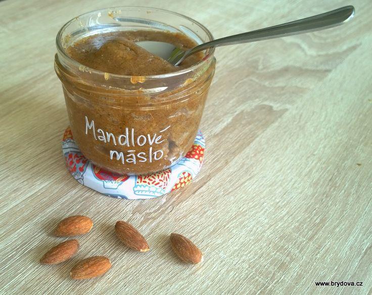 Mandlový krém/máslo