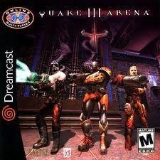 Complete Quake III Arena - Dreamcast Game