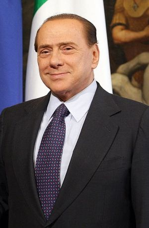 Disgraced Italian politician Silvio Berlusconi convicted of paying off prostitues   TheCelebrityCafe.com