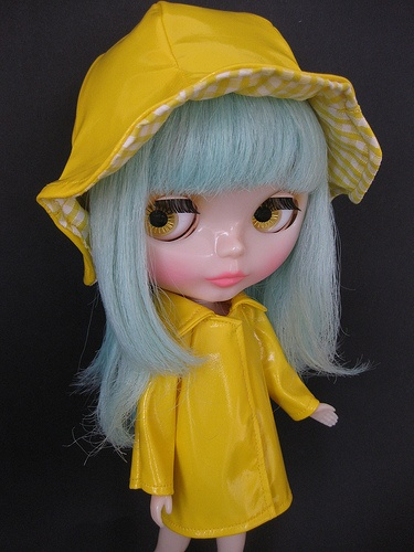 blythe and her big eyes