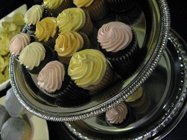 Dufflet mini cupcakes