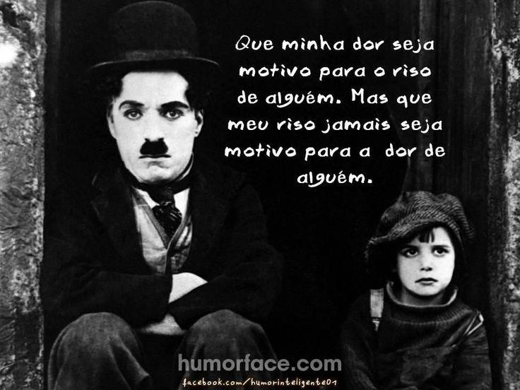 Charles Chaplin Frases A Vida é Uma Peça De Teatro: 39 Best Frases & Pensamentos De Chaplin Images On