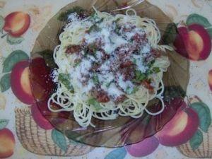 """Соус для спагетти """"Болоньез"""""""
