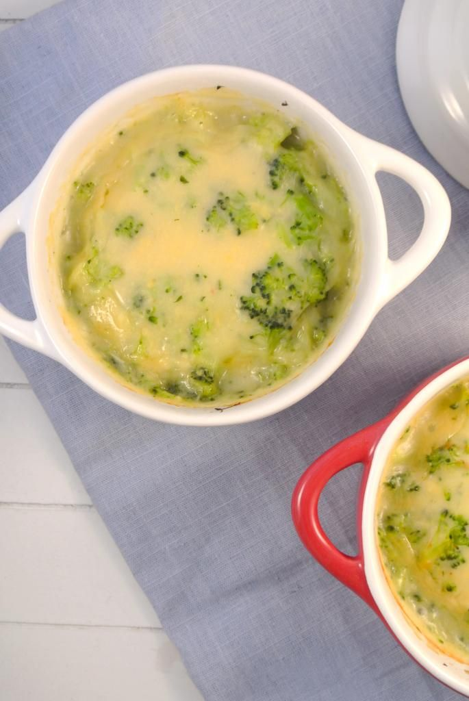 Lekker bijgerecht: broccoli-ovenschoteltjes - Lekker en Simpel