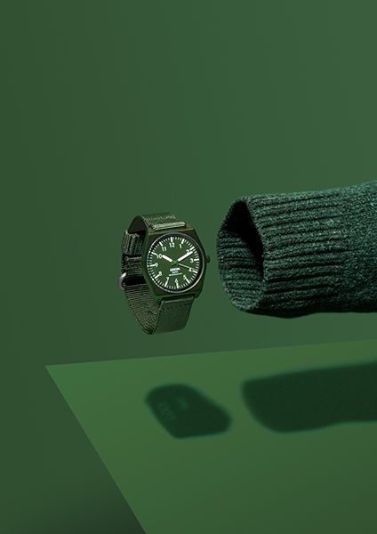 BIG-GAME, Carlsberg, Green, Photography, Watch, Invisible, Arm