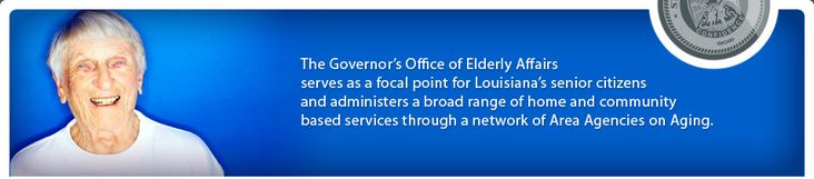 The Governor's Office of Elderly Affairs in Louisiana serves as a focal point for Louisiana's senior citizens, and offers a multitude of senior resources through the community.   For more information on senior resources for Louisiana's elder population, visit: http://rescuealertofca.com/medical-alert-louisiana