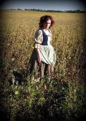 Lady Hobbit costume.