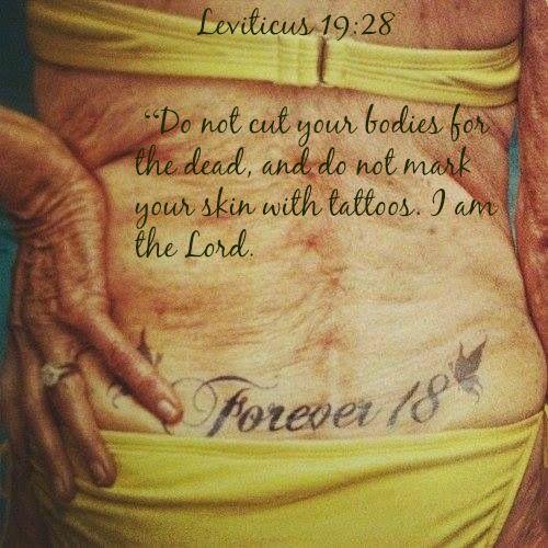 Leviticus 19:18 | re-Ver(sing) Verses