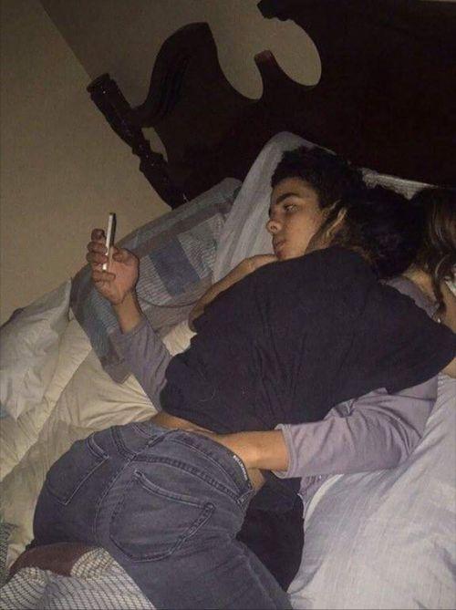 Tumblr Couples Cuddling