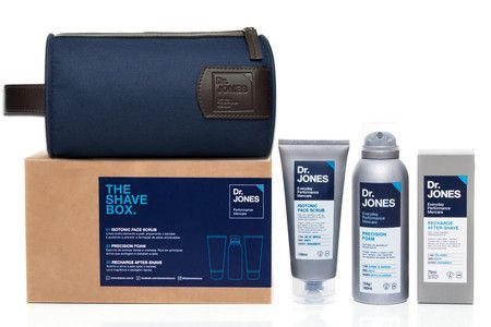 Kit para Barbear THE SHAVE BOX - Dr. Jones
