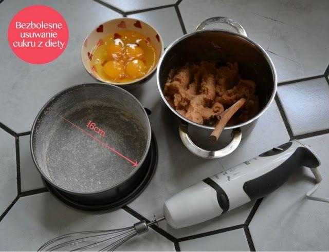 Bezbolesne Usuwanie Cukru : Karpatka - ciasto ptysiowe na pełnoziarnistej mące orkiszowej, bez cukru.