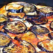 Recetas de cocina faciles y ligeras: PASTEL DE BERENJENAS