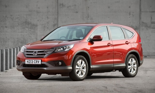 The 2013 Honda CR-V