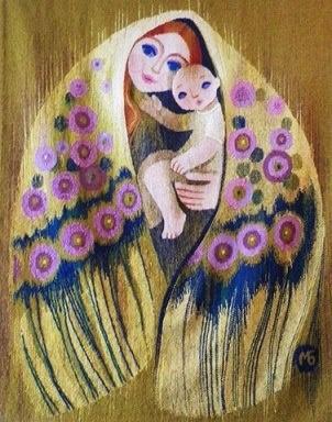 Tapestry by Myhailo Bilas, Ukraine,