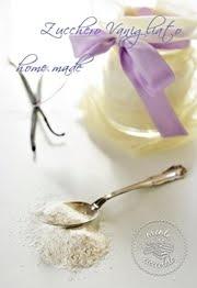 zucchero vanigliato