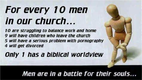 Men of Steel Men's Ministry