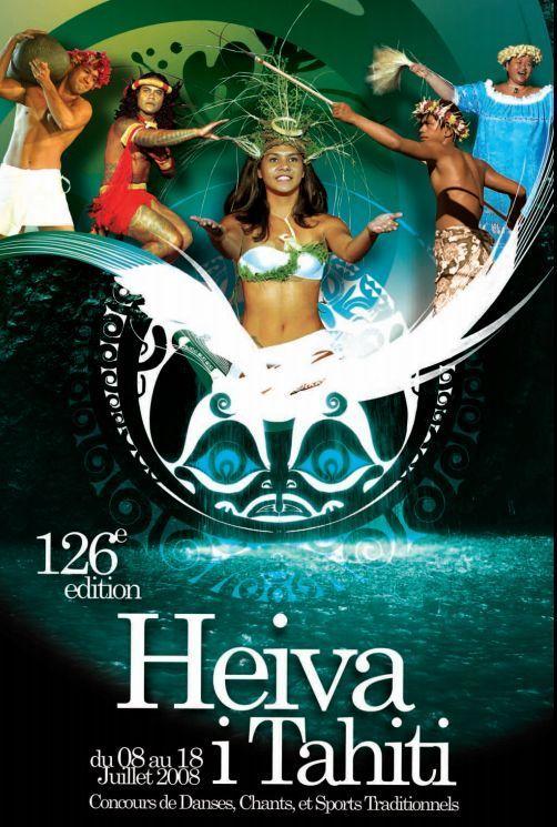Heiva i Tahiti 2008