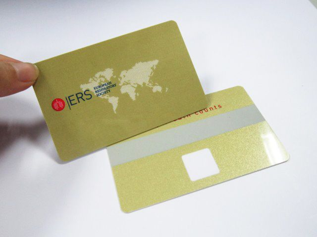 hot selling magnetic stripe card. #magneticstripecard #pvccard A magnetic stripe card is a type of PVC card with a band of magnetic material embedded into resin on the back of the card. The magnetic stripe is read by physical contact and swiping past a reading head. Magnetic stripe cards are commonly used in credit and identity cards.