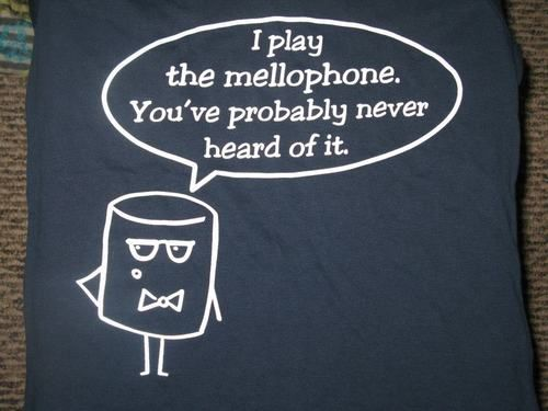 Mellophone player problems. Every time I have to explain to people what I play