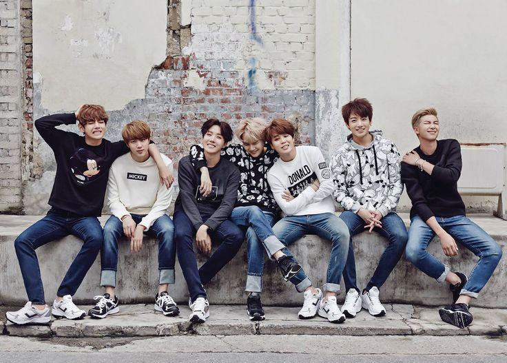 BTS lovely team🚶🚶🚶🚶🚶🚶🚶