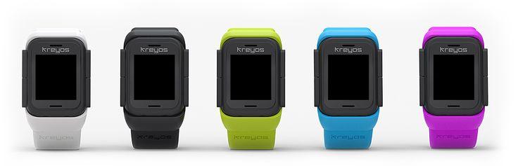 Kreyos smart phone/watch/everything.