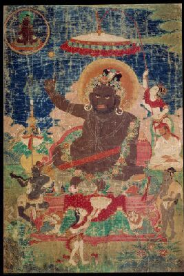 Virupa, the Indian Lord of Yoga | Rasta Livewire Virupa, the Lord of Yoga, 9th century, foremost in magical attainments amongst the 84 mahasiddhas of India.