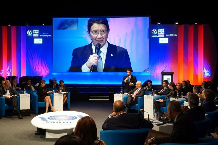 WTM 2016: Tourism Ministers Focus on Boosting Cooperation in Safe, Secure and Seamless Travel.