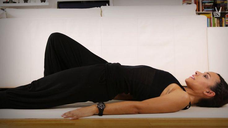 Yoga Rücken Anfänger: Gesund und Stark mit Amiena Zylla