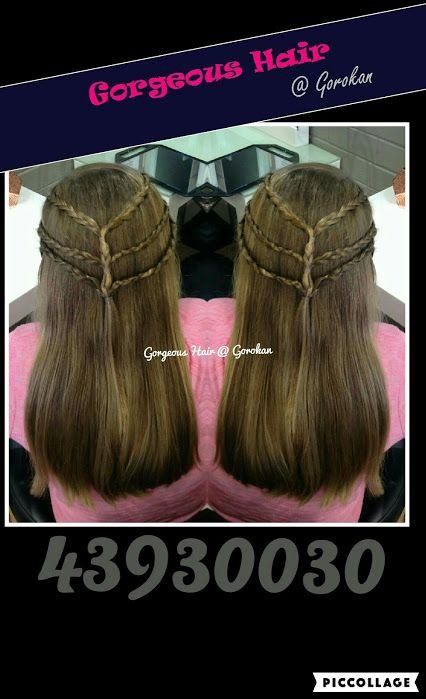 Gorgeous Hair @ Gorokan - Google+ #braids #childrenshair #girlshair #cutestyles #cute #hair