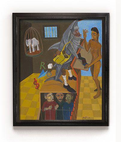 """""""Loan Shark"""" - Richard Mudariki, 2014"""