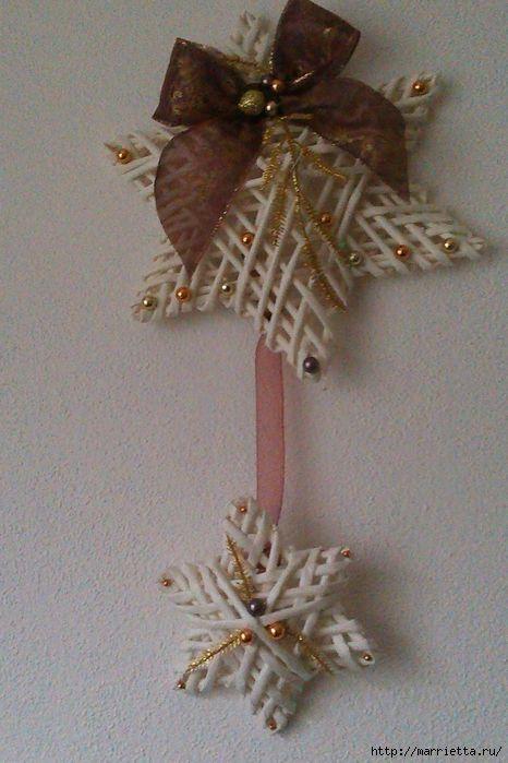 pletenie iz gаzet. roždestvenskie idei (42) (466x700, 284Kb)