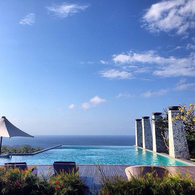#explorebali photo today by @madeparamita taken at Banyan Tree Hotel #travelingindonesia