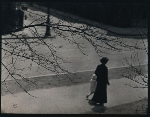 Paul Strand, Riverside Drive at 83rd Street, New York, 1914