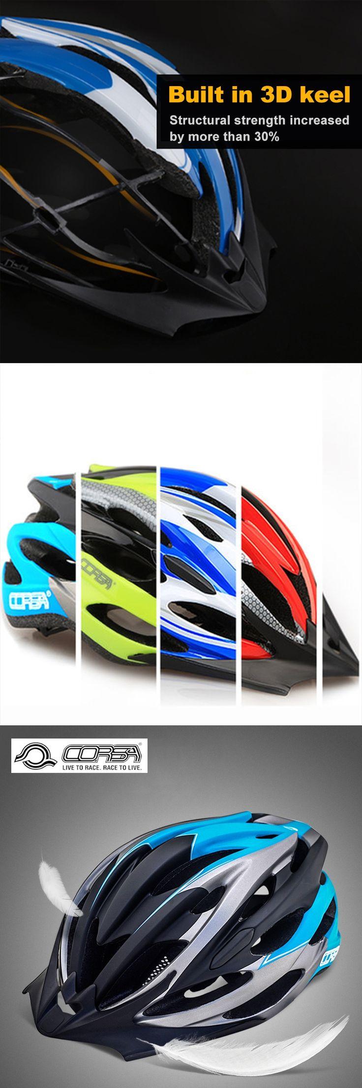2016 nova chegada MTB bicicleta capacete ultraleve integralmente moldado capacetes de ciclismo homens mulheres Sizl M/L