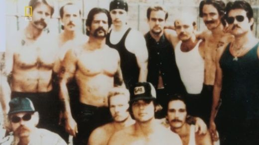 Prison Gangs: The Aryan Brotherhood -- Though they are known as a white supremacy gang, they have close ties to La Eme, the Mexican Mafia, and are known to do business with any group if it brings in cash.