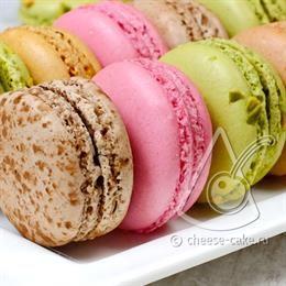 Макаруны / Макарони | cheese-cake.ru 2090руб-35шт
