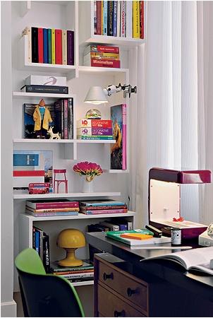 Livros, livros. Como não amá-los?