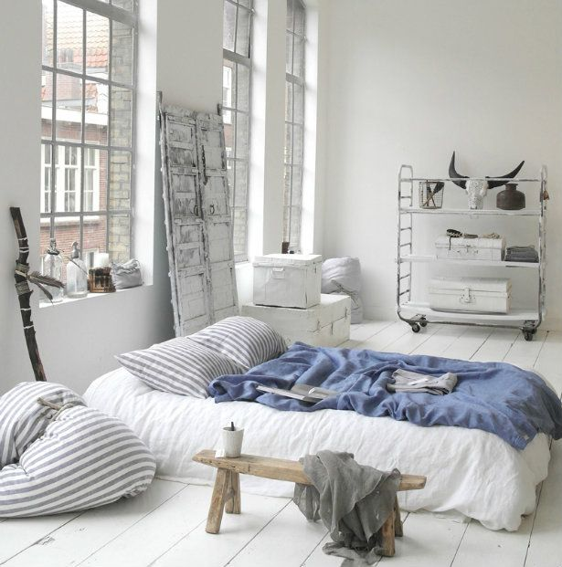 1000+ Images About Industrial Decor: Bedroom Ideas On